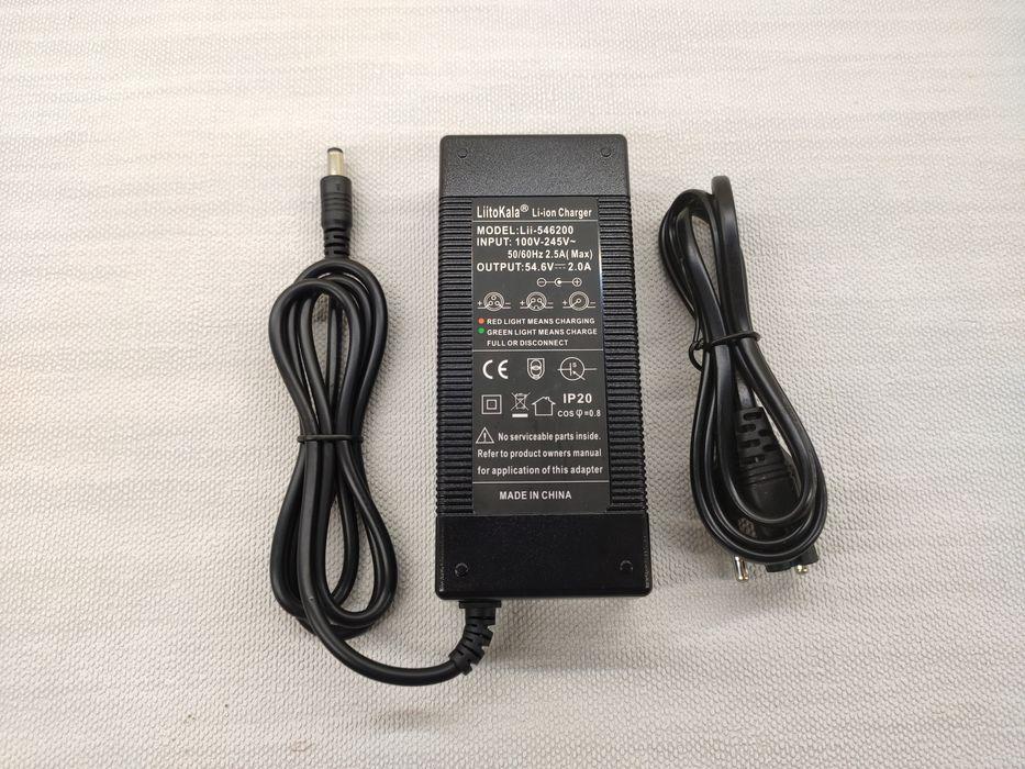 Зарядное устройство Liitokala для Li-Ion аккумулятора 48 вольт