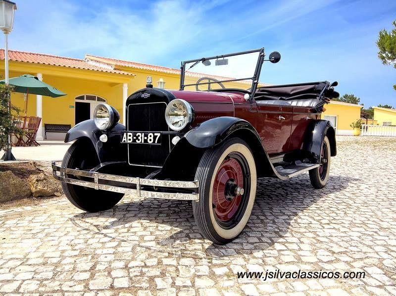 Aluguer de carros antigos para eventos
