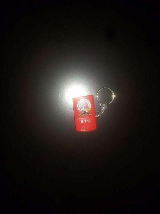 Isqueiro/porta chaves Benfica