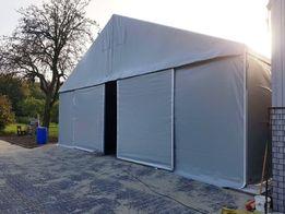 10x50 namiot z profili HALA z plandeki MOBILNA producent