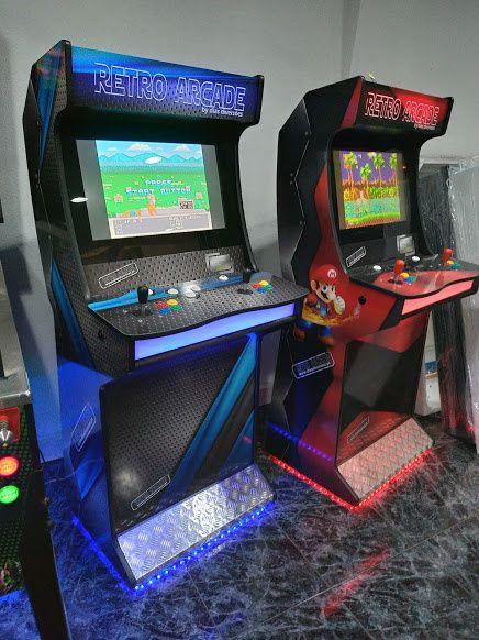 """Máquina Jogos """"Retro Arcade"""" Lisboa - imagem 4"""
