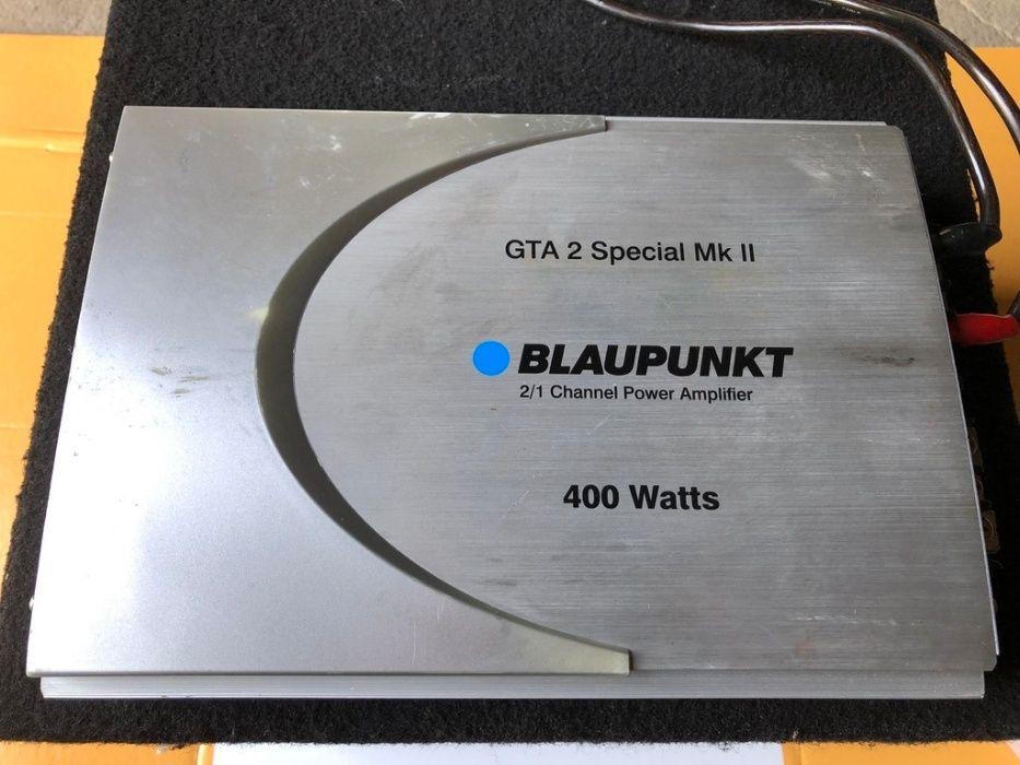 Amplificador Blaupunkt GTA 2 Special MKii