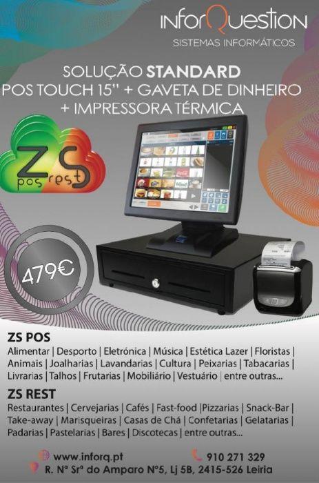 Promoçao Pos + Gaveta + Impressora Taloes