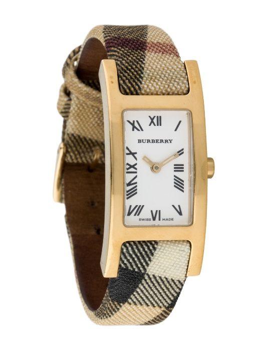 83054074ed6 Relógio Autêntico BURBERRY 14000L