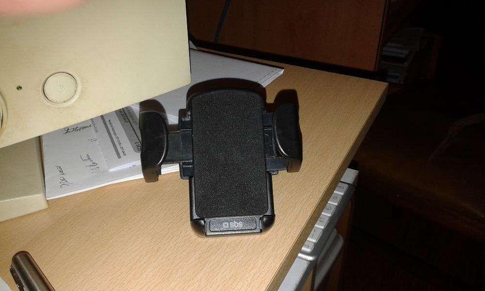 Suporte de Smartphone para ventilador de carro