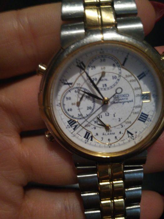 99d5ed1e037 Relógio seiko novo e Compra