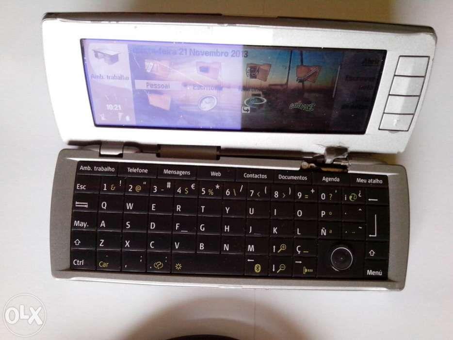 Nokia 9500 comunicator desbloqueado