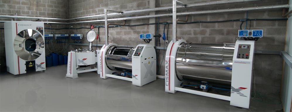 Maquinaria Industrial da Tecnitramo