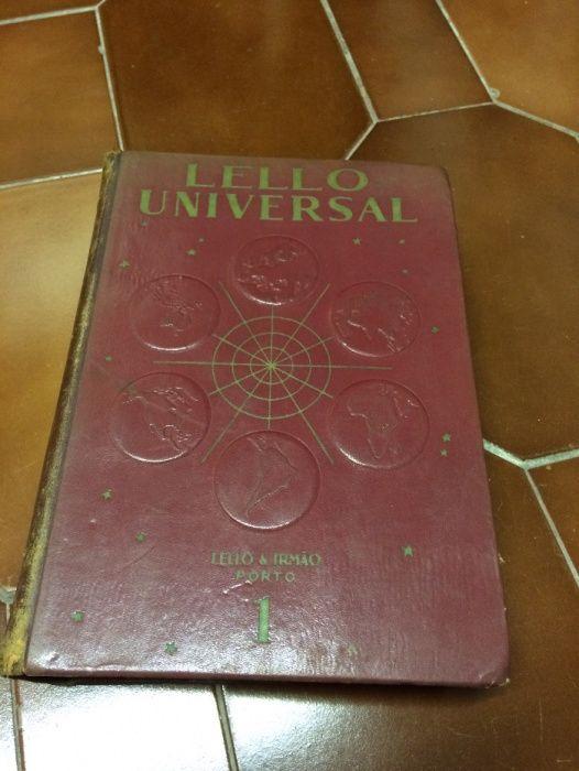 Enciclopédia Lello Universal