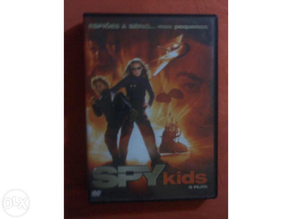 """Dvd """"spy kids"""""""
