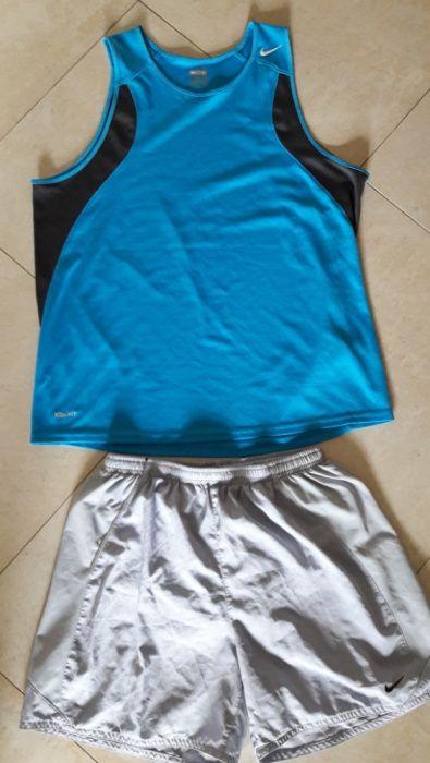 Camisolas e calção NIKE