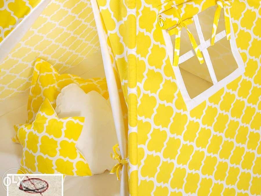 Tenda, Casinha para crianças: colchão,3 almofadas e entrega Oeiras - imagem 4