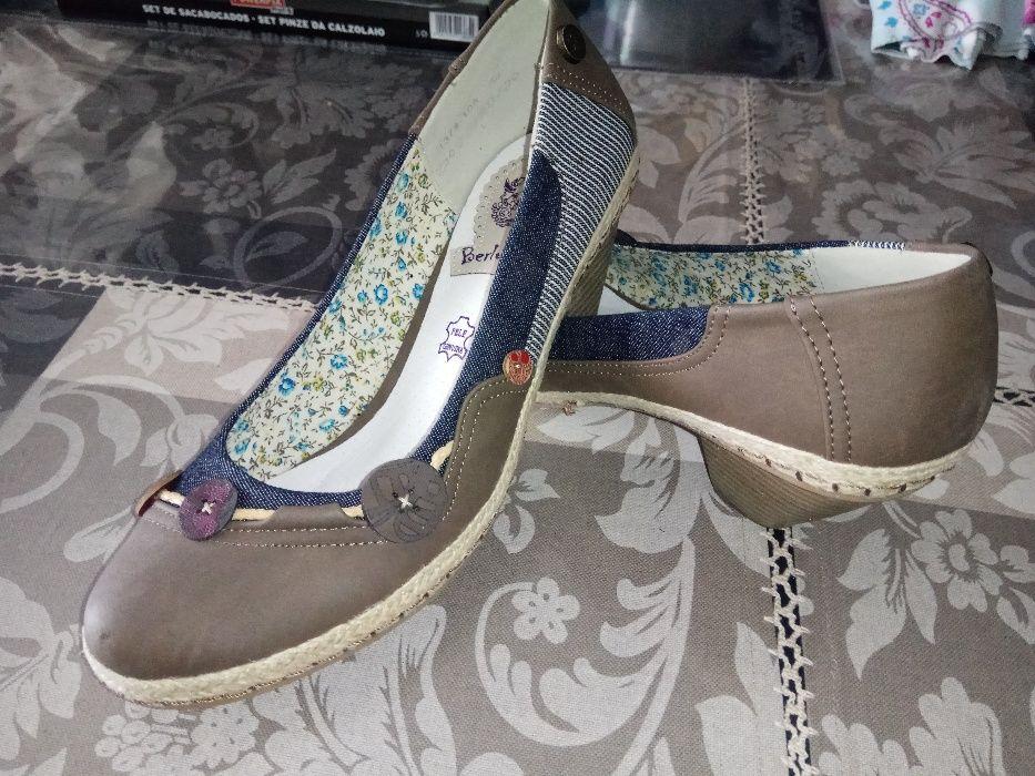 Sapatos Berluskas - Novos