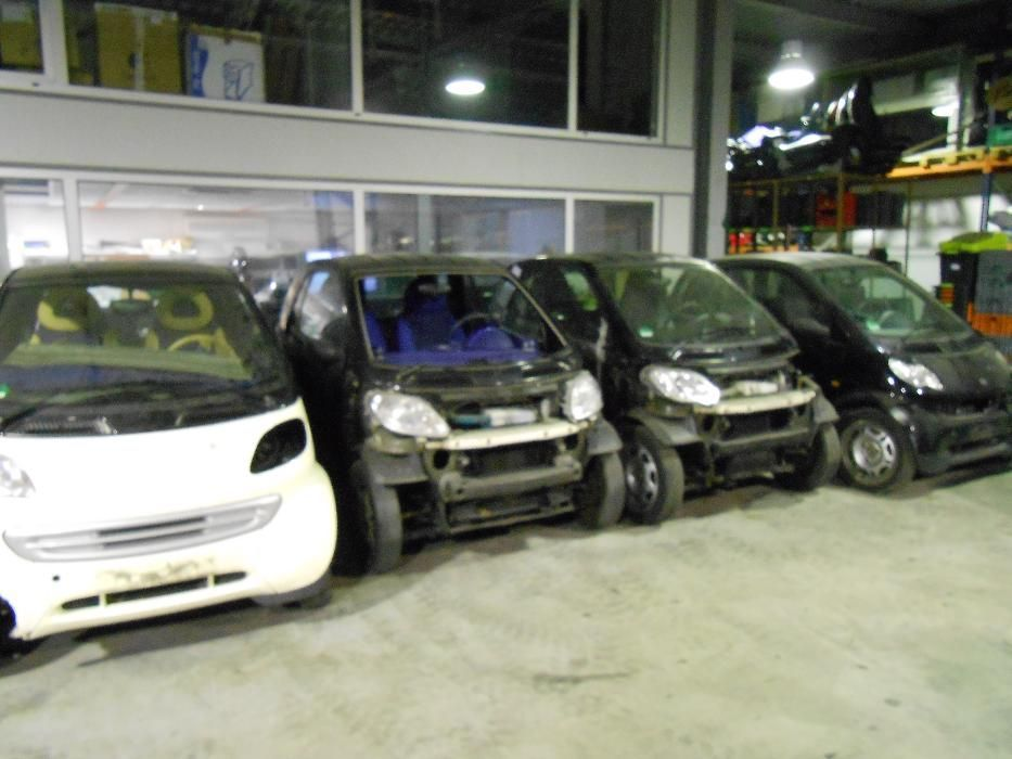 Smart Fortwo Roadster Forfour para pecas