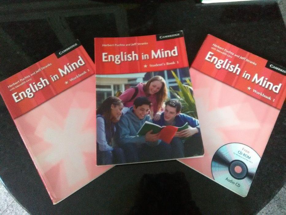 Livros English in Mind