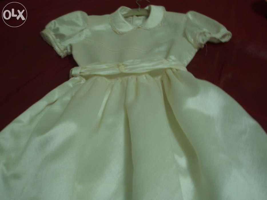 1b03684bd59c1 Vestido de criança de 6 7 8 anos.dá para alianças aniversário e festas -