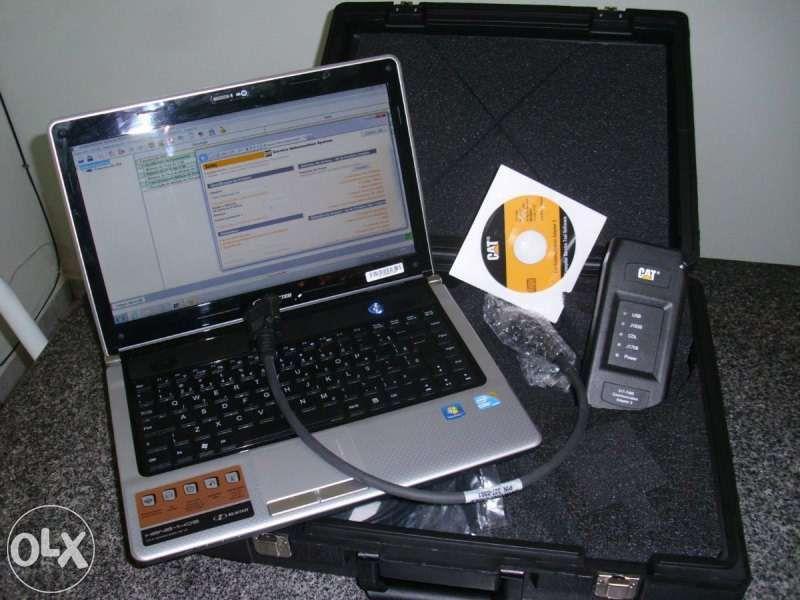 Máquina de diagnóstico para Caterpillar Massamá E Monte Abraão - imagem 1