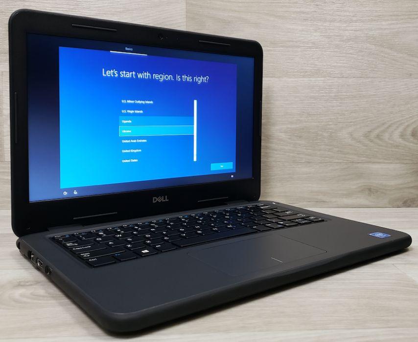 НОВЫЙ! Ноутбук DELL LATITUDE 3300 13.3  N3865U-1.8GHz / 4 GB / SSD 256