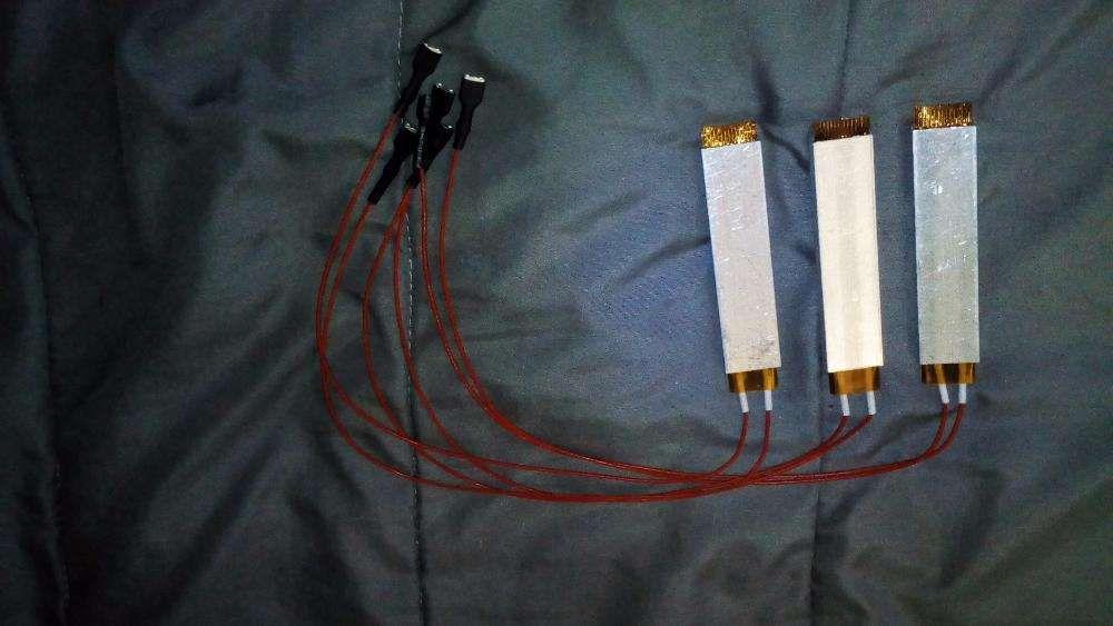 Material eléctrico/Acessorios