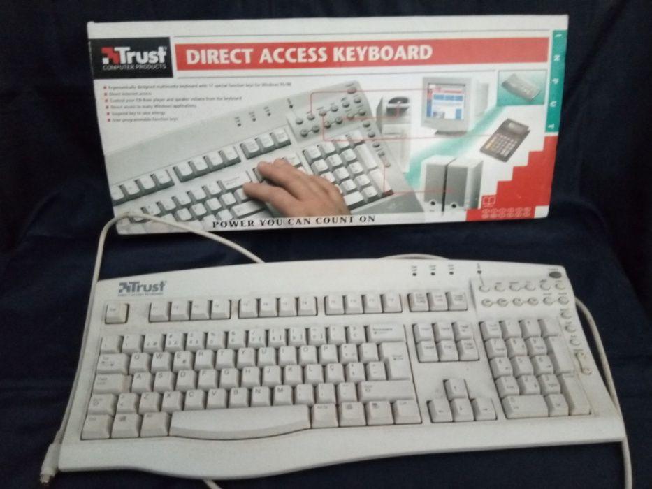 Teclados computador.