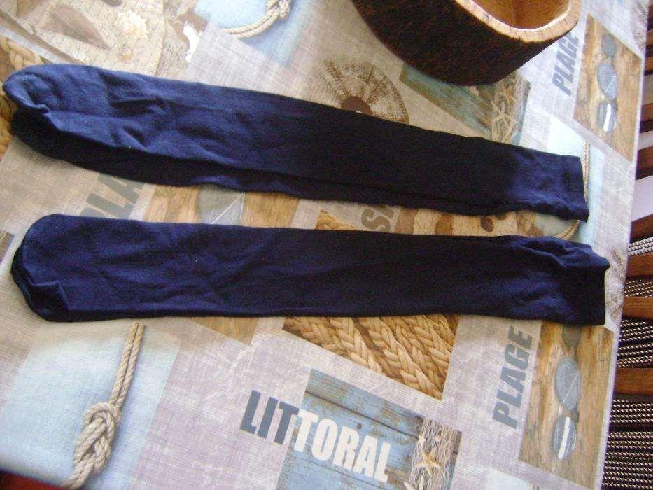 2 pares Meias calças novas