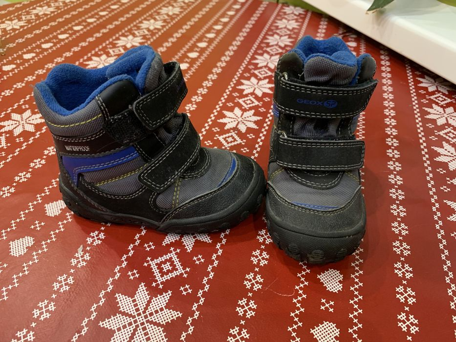 giratorio No lo hagas opción  Детские зимние ботинки Geox 22 размер: 650 грн. - Детская обувь Киев на Olx