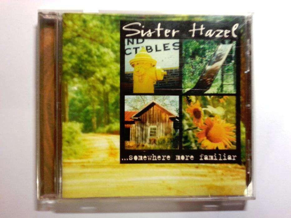 CD Sister Hazel - ...Somewhere More Familiar