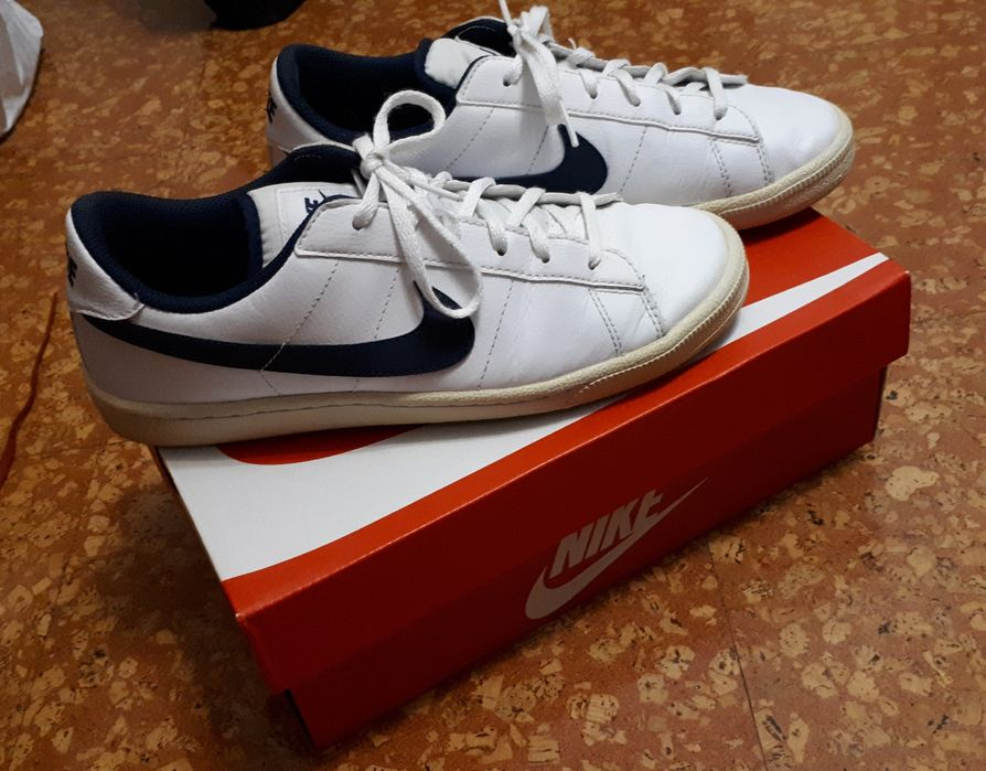 Tênis Nike Court Royale Feminino Preto e Branco em 2020