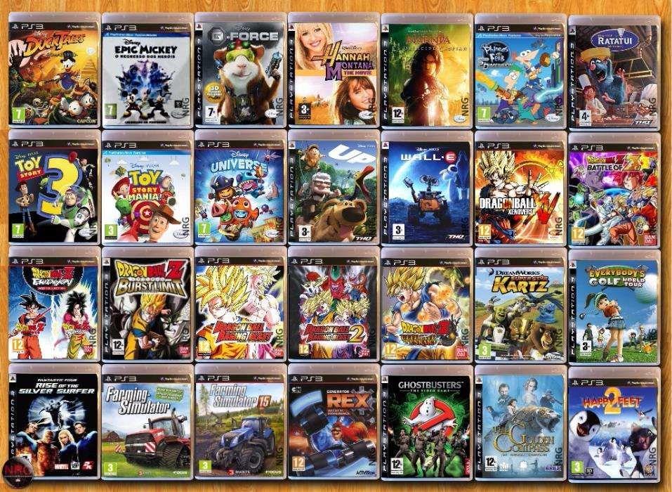 [PS3] 200 Jogos INFANTIS < 12 Anos (Vendo à Unidade - Ver Preços) Penha De França - imagem 2