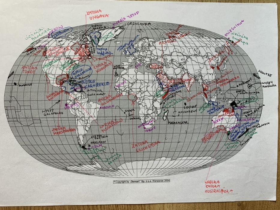 geografia matura rozszerzona przygotowanie