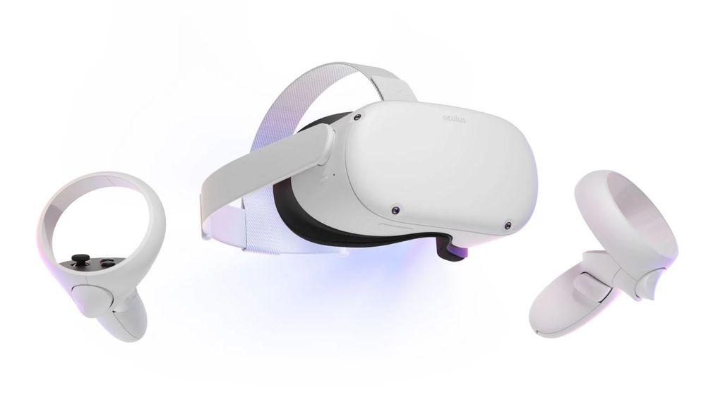 Oculus quest 2 предзаказ