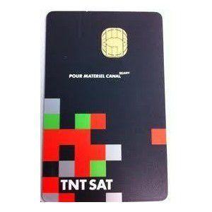 Cartão Tntsat / Tnt Sat HD (novo)