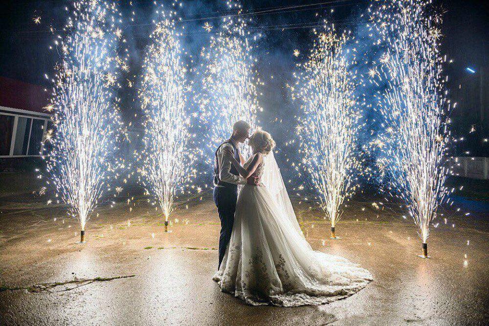 Холодные фонтаны на свадьбу: 400 грн. - Свадебные аксессуары Одесса на Olx
