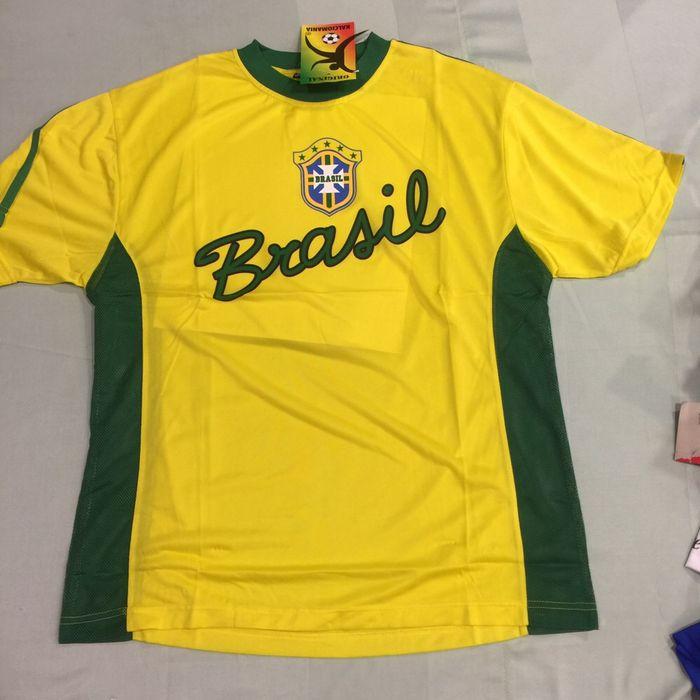 T'shirts BRASIL, - Tamanhos: M-XL-XXL - Novas