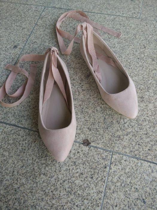 Sabrinas tipo bailarina