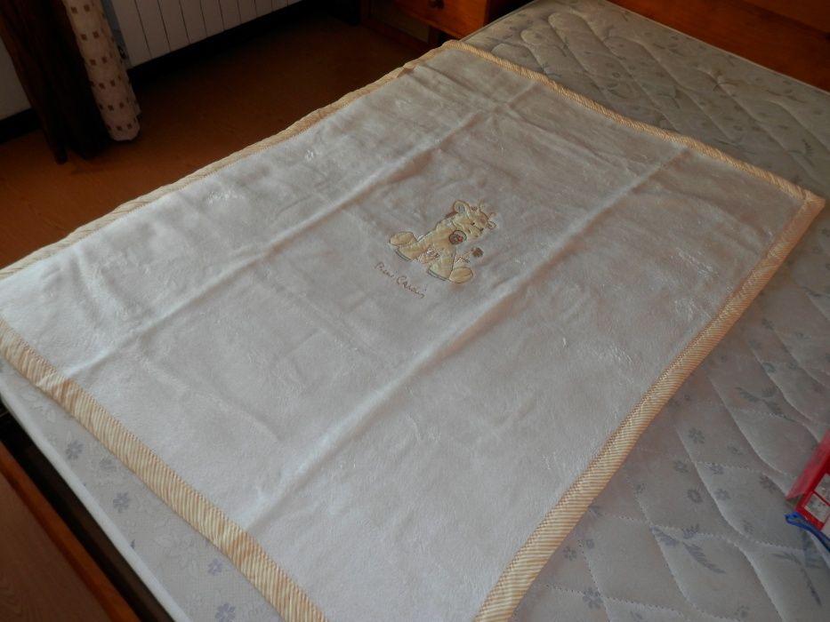 Cobertores berço Pierre Cardin