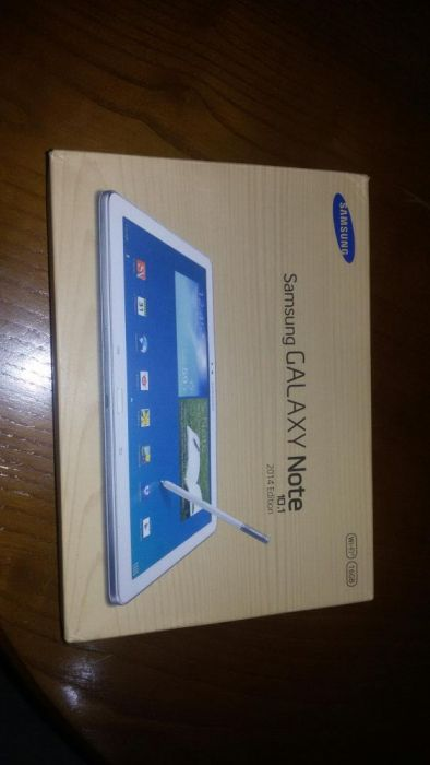 Tab galaxy note 2014 10.1 octacore 16G