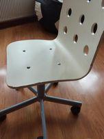 Sprzedam krzesło biurowe IKEA JULES białe Grójec • OLX.pl