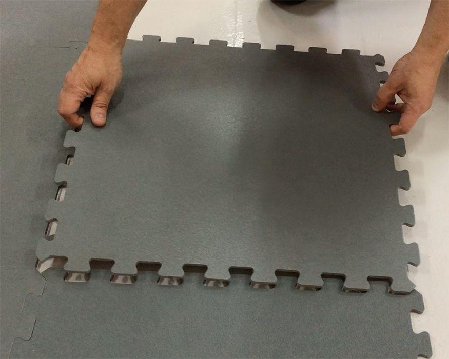 PlacalFlex - Pavimentos de encaixe em PVC
