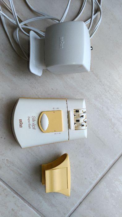 Máquina depilação Braun