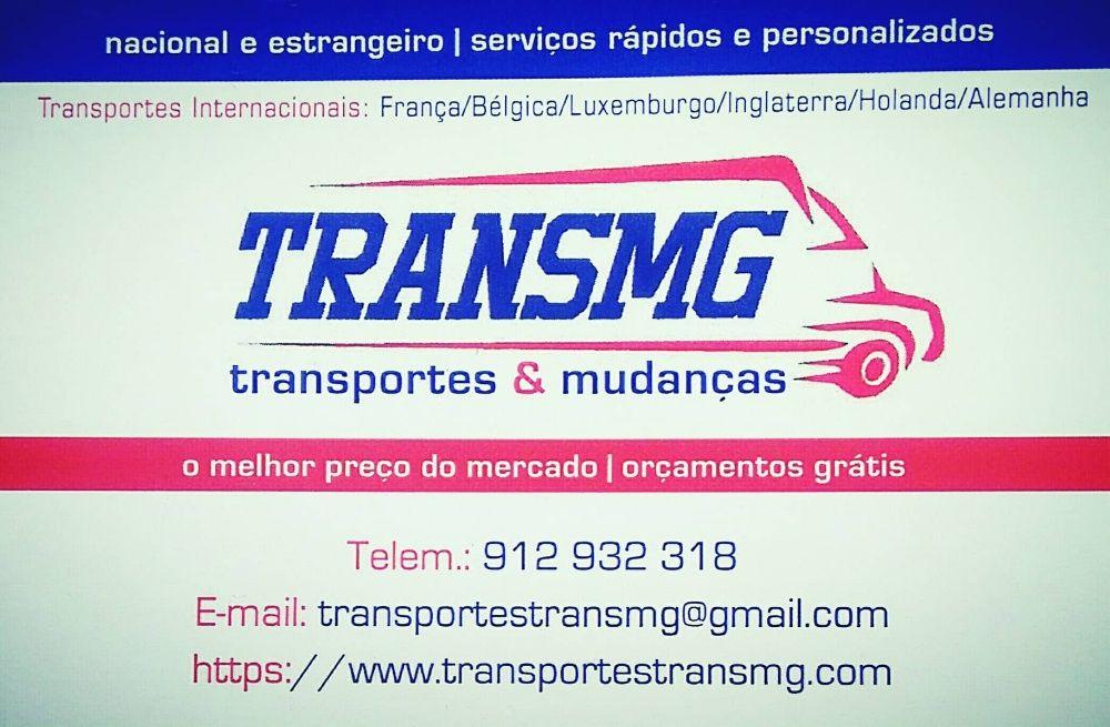 Transportes e Mudanças Nacional e Internacional