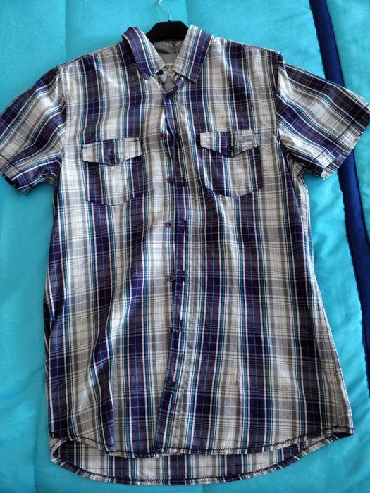 Camisa Manga Curta de Homem Tamanho M