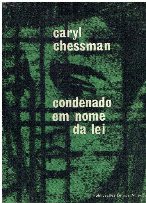 7604 - Literatura - Livros de Caryl Chessman