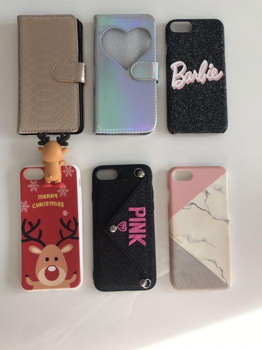Nowe Case Iphone 7 House Etui Na Telefon Okazja 6 Sztuk Kraków Czyżyny Olx Pl