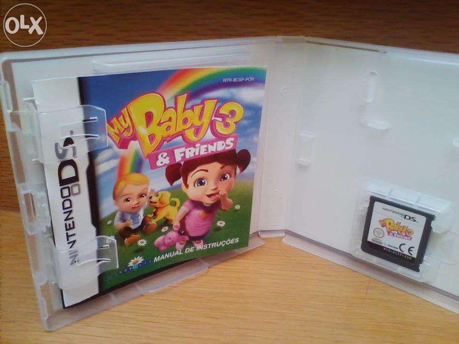 Jogo Nintendo DS My baby 3 & Friends
