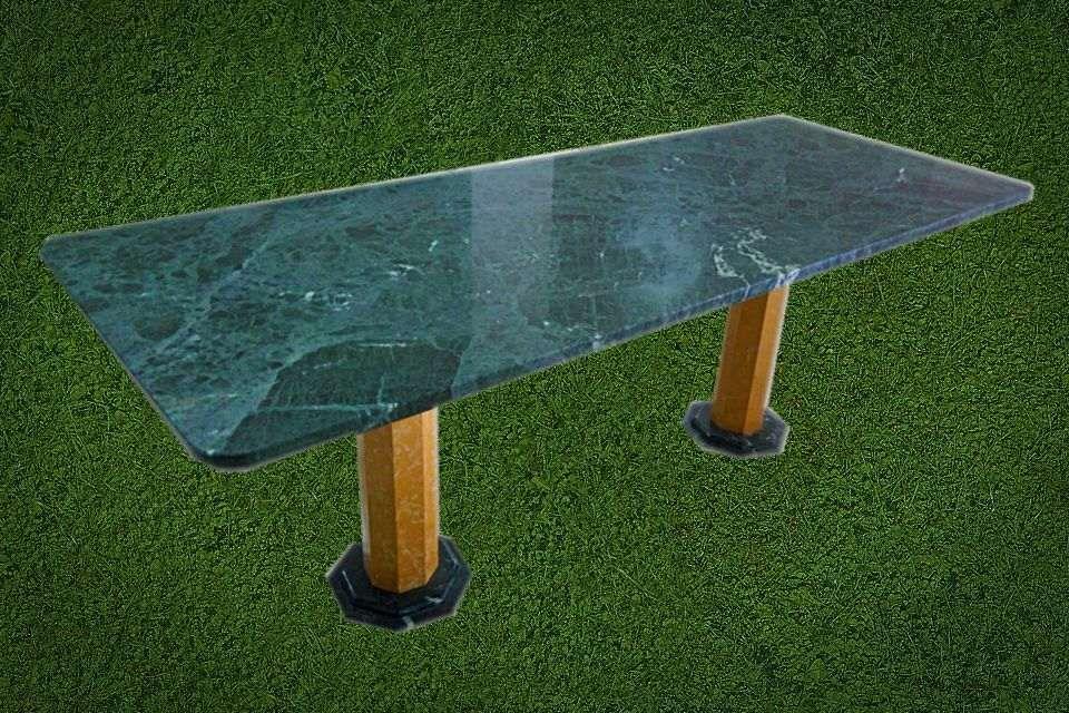 Mesa | Secretária Granito Verde