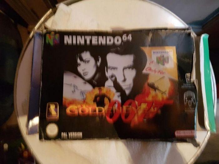 Jogos clássicos N64