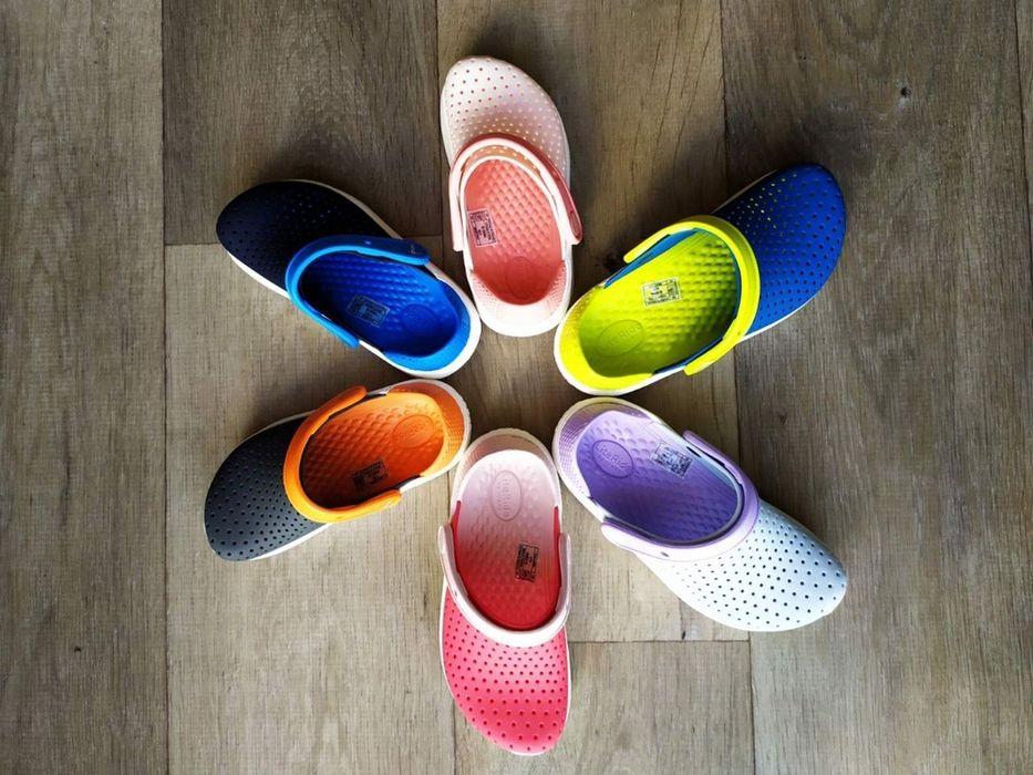 Супер Новинка 2020 года детские кроксы лайтрайд Crocs literide Kids: 799 грн. - Детская обувь Киев на Olx