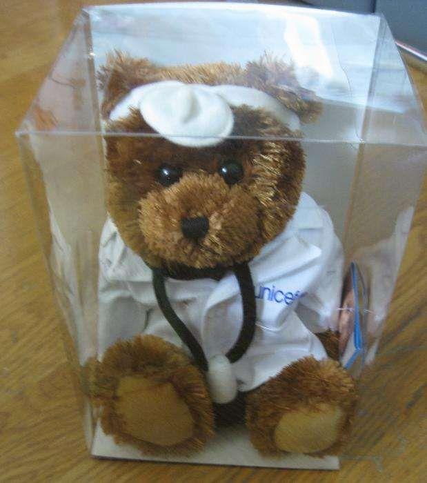 Urso Médico Unicef Novo