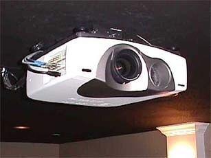 Projetor cinema vídeo Sony VPL-VW10HT